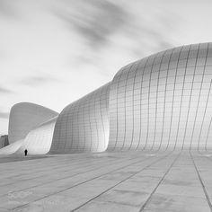 Zaha Hadeed - Baku by Mohammed-Zaki #architecture #building #architexture #city #buildings #skyscraper #urban #design #minimal #cities #town #street #art #arts #architecturelovers #abstract #photooftheday #amazing #picoftheday