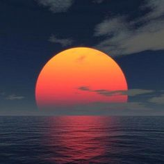 I will never give up on you, I will never lose faith in you, I will always hope for the best for you, and my love for you will not change no matter what you do. Red Moon, Beautiful Sunset, Wonders Of The World, Meet You, Cool Art, Fun Art, The Good Place, Planets, Cool Photos