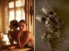 En Pointe: BHLDN's Ballet-inspired Fall 2014 Collection