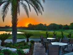 Stoneybrook Golf Club 18-hole, par-72 Arthur Hills championship golf course in an area with mature woods, wetland preserves ponds and lakes, Sarasota, FL.