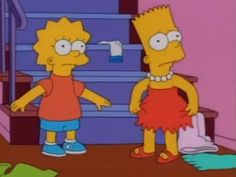 The Simpsons out of context Lisa Simpson, Simpson Wave, Bart E Lisa, Simpsons Simpsons, Simpson Tumblr, Los Simsons, Simpson Wallpaper Iphone, Best Cartoons Ever, Cartoon Profile Pictures