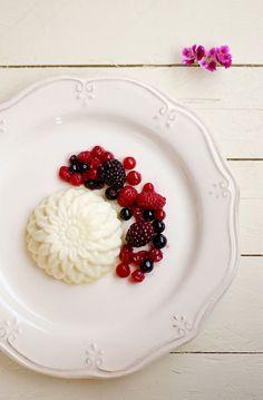 White Chocolate Panna Cotta Recipe