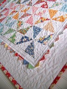 Pinwheel Quilt Tutorial - Moda.