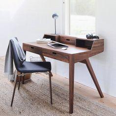 Scandinavians always know best. Follow @thehomeofficer for more #homeoffice ideas! . . . . . #homeofficeideas #homeofficedecor #homedecor #homeofficedesign #decoration #work #decor #desk #workfromhome #furniture #minimalism #minimal #minimalistic #interior4all #office #chair #simple #officegoals #deskgoals #desksetup #working #motivation #inspiration #white #interiordesign #interior #design #scandinavian        Home Office Ideas Setup Furniture Desks Chairs Tables decorations Decor