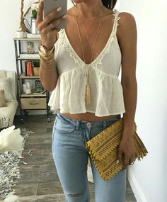 35 Evening Outfit Trends For Starting Your Winter - Global Outfit Experts Summer Outfits, Casual Outfits, Cute Outfits, Girly Outfits, Grunge Outfits, Winter Outfits, Look Fashion, Fashion Outfits, Net Fashion