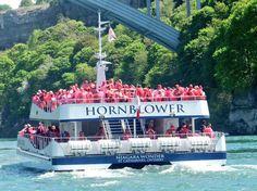 hornblower boat rides