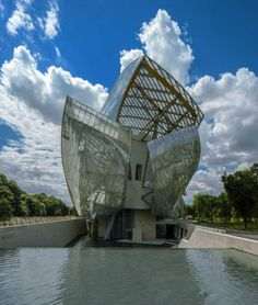 PARIS: Louis Vuitton Foundation by Gehry