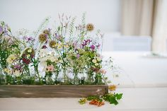 Is my wedding good enough?- Ist meine Hochzeit gut genug If the bride is plagued by doubts about the wedding – and the best tips against it. Fern Wedding, Diy Wedding Flowers, Wedding Table, Wildflower Centerpieces, Wedding Centerpieces, Wedding Decorations, Decoration Inspiration, Wedding Inspiration, Fleurs Diy