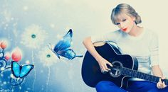 Taylor swift playing guitar ❤ hd desktop wallpaper for ultra Music Wallpaper, Photo Wallpaper, Of Wallpaper, Taylor Swift Age, Taylor Swift Music, Taylor Swift Wallpaper, Guitar Girl, Blue Guitar, Blue Wallpapers
