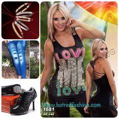 Www.hotredfashion.com Cute Fashion, Style, Swag, Outfits
