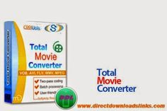 CoolUtils Total Movie Converter v4.1.1 Final (2015) incl Patch