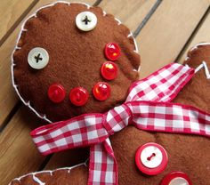 Christmas decoration - gingerbread man