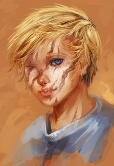 Elly by TamberElla.deviantart.com on @DeviantArt
