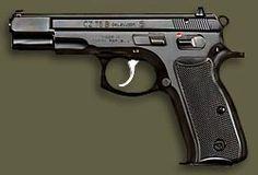 Пистолет CZ 75B