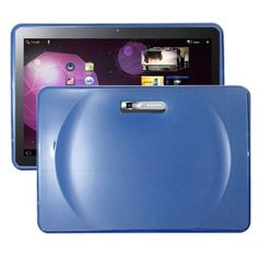 Impact (Blå) Samsung Galaxy Tab 10.1 P7100 Cover