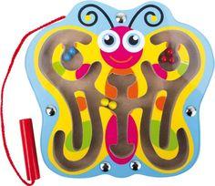 Kuličkový labyrint Motýl za 160
