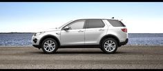 2015 Land Rover Discovery Sport - Fugi White w/ Black interior. Climate Package and Convenience.