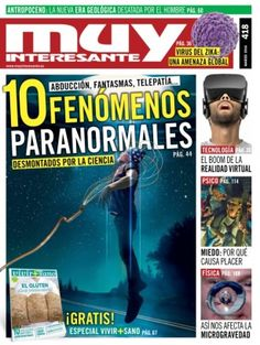Muy Interesante España Marzo 2016 digital magazine - Read the digital edition by Magzter on your iPad, iPhone, Android, Tablet Devices, Windows 8, PC, Mac and the Web.