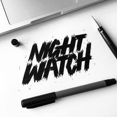 Great lettering by @illesso_   #typegang - typegang.com   typegang.com #typegang #typography