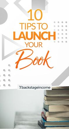 Time to launch your book? Check out these 10 tips to have a successful launch! Writing A Book, Writing Tips, Sell Your Books, Psychology Books, Book Launch, Paperback Books, Book Publishing, Books Online, Childrens Books