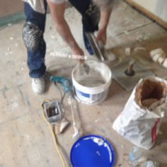 How To Repair Ceilings before painting is explained by painters in Ottawa PG PAINT & DESIGN. Professional painter tips and advice Painting Tips, House Painting, Repair Ceilings, Drywall Repair, Dry Sand, Sanding Block, Paint Primer, Professional Painters, Peeling Paint