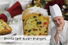 O Chef Álvaro Rodrigues escolheu a receita do BOLO INGLÊS NATALINO para todos nós do Culinária-Receitas. Esta receita faz parte de u...