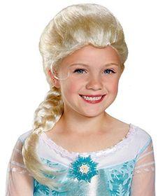 Disguise Disney's Frozen Elsa Child Wig Girls Costume, One Size Child, http://www.amazon.com/dp/B00ILYI0XG/ref=cm_sw_r_pi_awdm_1KvBub0ZC630H