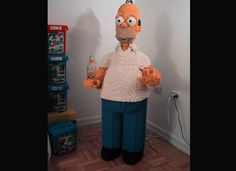 The 17 Most Awesome Lego Creations Of All Time (PHOTOS)