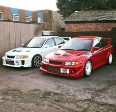 Tuner Cars, Jdm Cars, Mitsubishi Motors, Old School Cars, Mitsubishi Lancer Evolution, Car Goals, Japan Cars, Automotive Photography, Rally Car