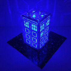 Doctor Who Mimi Tardis Night Light Tea Lamp Dr Who Police Box | eBay