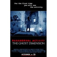 paranormal activity ghost torrent