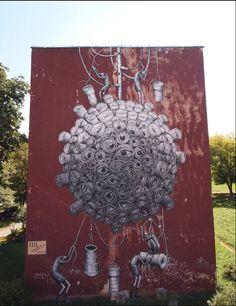 Street Art- Phlegm  4 Graffiti Artists to Watch in 2013