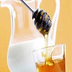 Heartburn relief: Milk and Honey