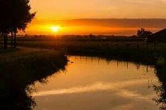 Sunset blues.....