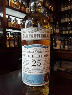 Bruichladdich 25 - Years Old  #whisky #bruichladdich #islay #scotch