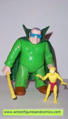 Fantastic Four MOLE MAN 1994 marvel action hour 4 toy biz figures