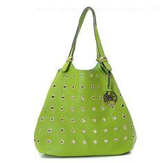 Michael Kors Grand Colgate oeillets Pebbled vertSac Avis #womensbags#jewellery #jewellerydesign}