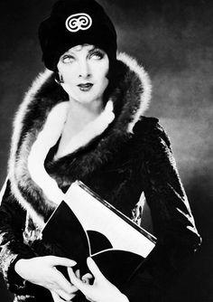 Myrna Loy. 1920's.