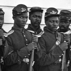 African-American Soldiers