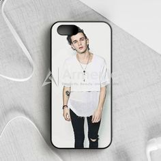 Matt Healy The 1975 Band 2 iPhone 5|5S|SE Case | armeyla.com
