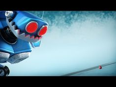 """CGI Animated Short HD: """"SuperBot: A Magnifying Mess"""" - by Trexel Animation - YouTube"""