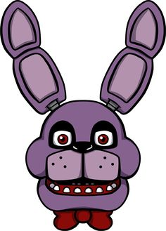 Bonnie Head by kaizerin.deviantart.com on @DeviantArt  =========================   #FNAF