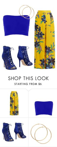 """Untitled #67"" by kacis-kacis on Polyvore featuring Diane Von Furstenberg and Sam Edelman"