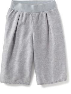 Old Navy Linen-Blend Culottes for Toddler - ShopStyle Girls Snow Pants, Girls Pants, Maternity Wear, New Outfits, Toddler Girl, Old Navy, Man Shop, Stylish, How To Wear