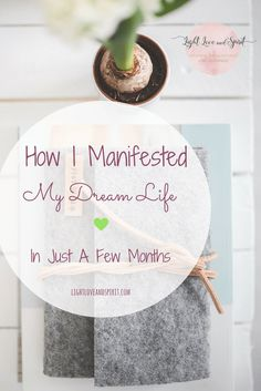 My Manifesting Ritual - How I Left My Corporate Job Within 7 Months -