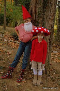 Mushroom costume idea