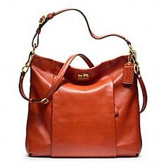 Coach Madison Leather Isabelle
