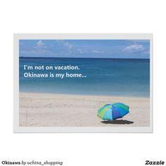 Okinawa Poster