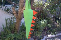 Dino Tails by JostSew Made by Laura