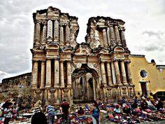 Antigua, Guatemala...I've been here:) ROMP2014